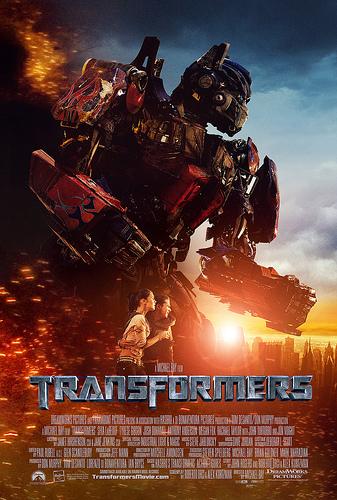 Nuevo póster de Transformers!